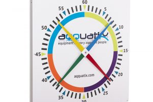 Easy Look Pace Clock